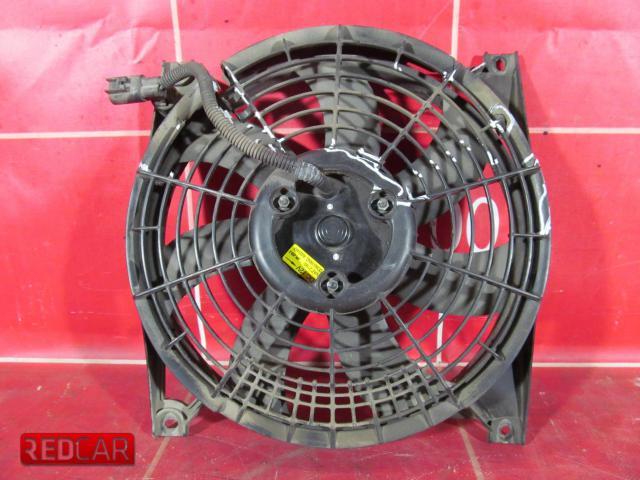 Datsun on-Do - Вентилятор охлажде
