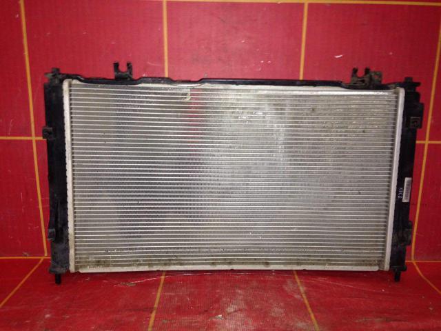 Datsun on-Do - Радиатор двигателя